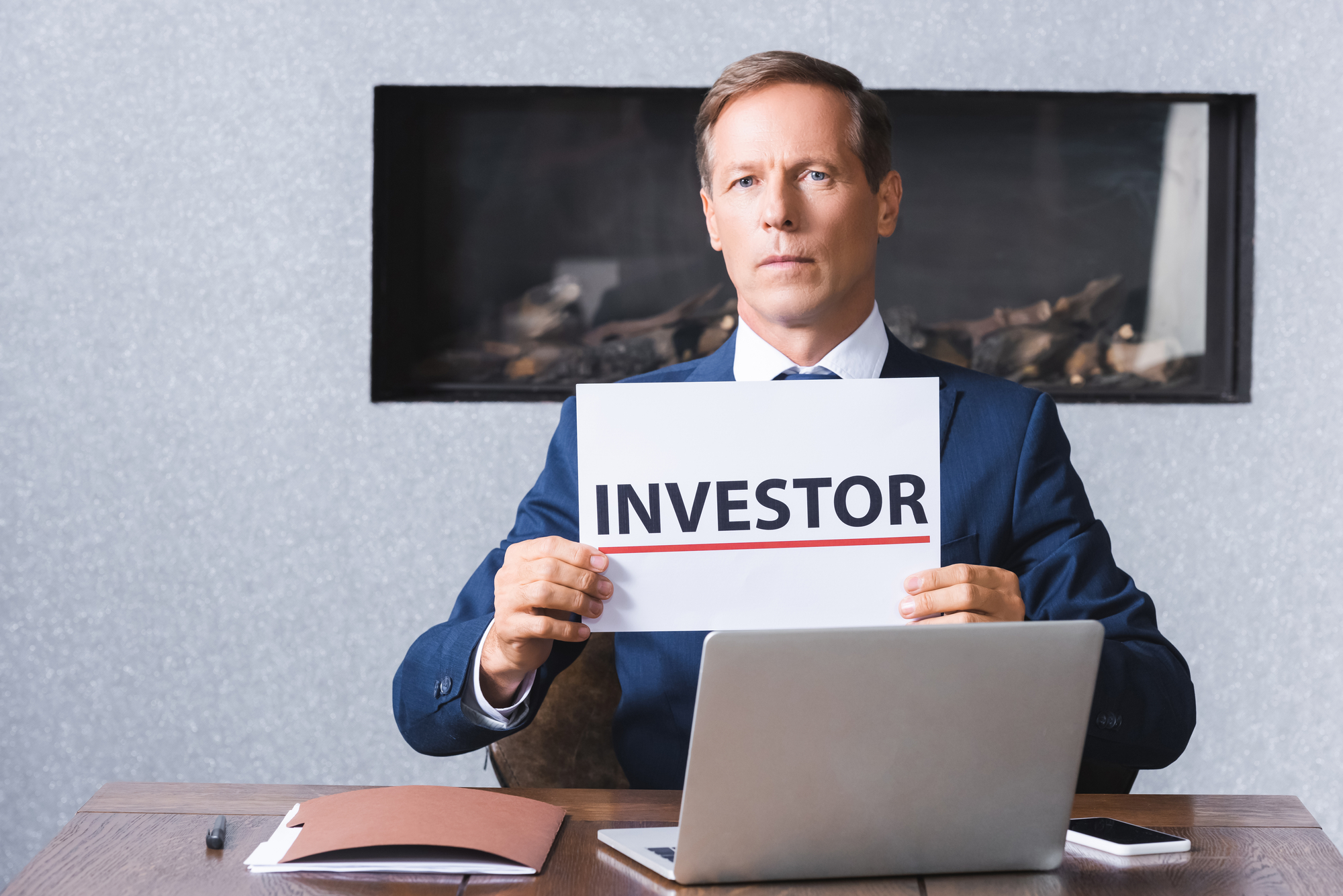 get the right funding from investors
